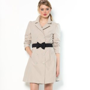 Trench effet juponné MADEMOISELLE R