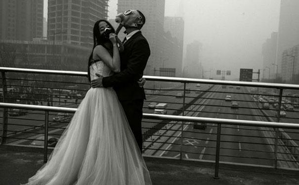 mariés masqués