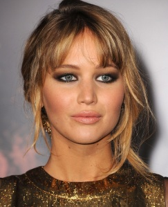 make up jennifer lawrence