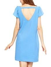 robe-en-voile-manches-volantees-bleu-femme-gk607_3_fr2